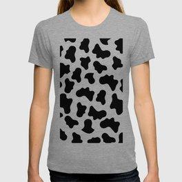 Moo Cow Print T-shirt