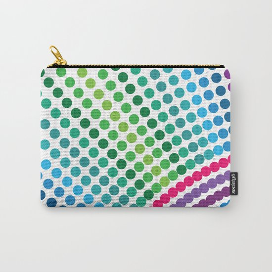 Do dot not only to the end Carry-All Pouch