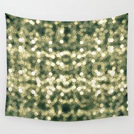 Abstract circle #8 Wall Tapestry