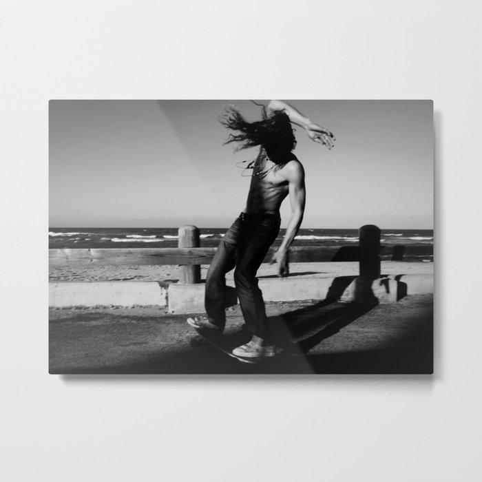 THE ART OF SURF Metal Print