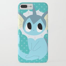 Vaporeon iPhone Case