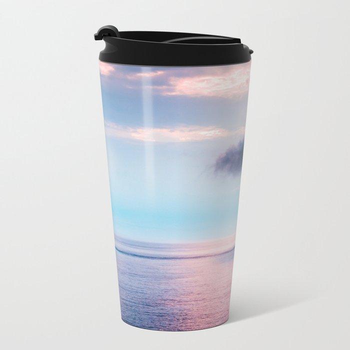melancholy Metal Travel Mug