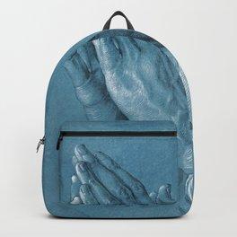 Praying Hands by Albrecht Dürer Backpack