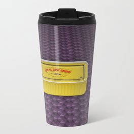Life Is Just Great On Low Budget Too Travel Mug