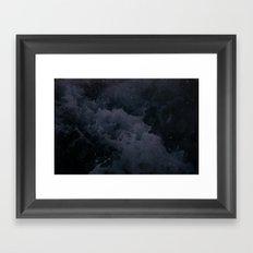 Acqua Nebulae 1 Framed Art Print