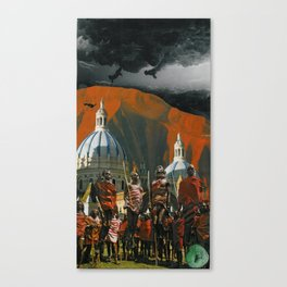 'untitled' Canvas Print