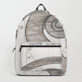 musical geometr.eye Backpack