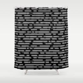 Blast Shower Curtain