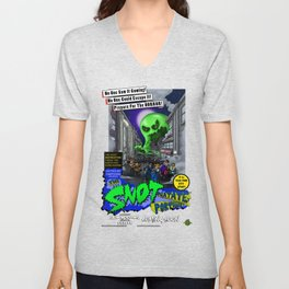 The Snot That Ate Port Harry poster Unisex V-Neck