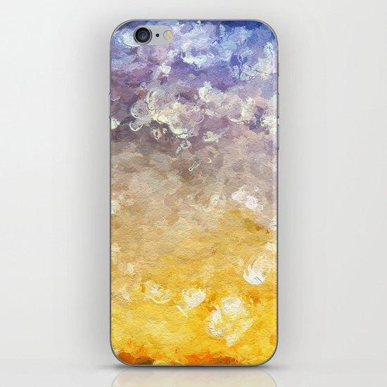 Plage de Saint-Clair - Coraux - France iPhone & iPod Skin