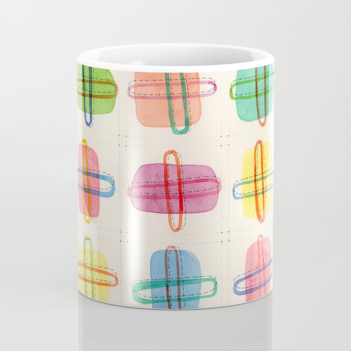 Four by Five Number One Coffee Mug
