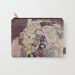 Gustav Klimt - The Maiden Carry-All Pouch