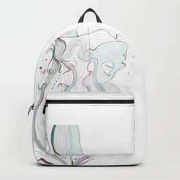 be flower Backpack