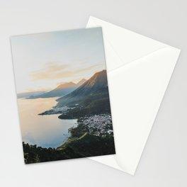 Lake Atitlán II, Guatemala Stationery Cards