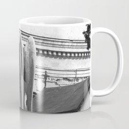 ancient angel on the memorial Coffee Mug