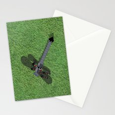 Mechanical Dragonfly Stationery Cards