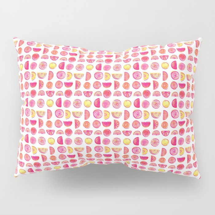 Fresh Citrus Pillow Sham