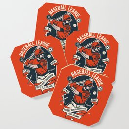 BASEBALL LEAGUE - Baseball World Championship Coaster