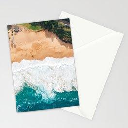 Waimea Bay Aerial Stationery Cards