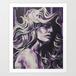 Blow-Out 2 Art Print