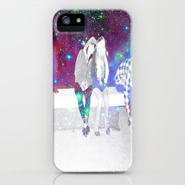 lost souls iPhone Case
