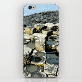 Giant's Causeway iPhone Skin