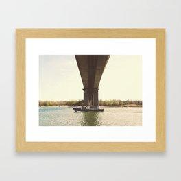 Rostov Bridge #3 Framed Art Print
