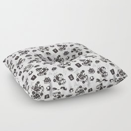 Mario Kart Pattern Floor Pillow