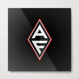 ATLFC (German) Metal Print