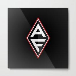 ATLFC (German) Metal Print