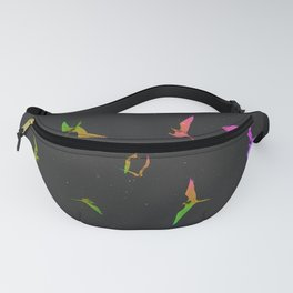 The magnificent frigatebirds *N* by #Bizzartino Fanny Pack