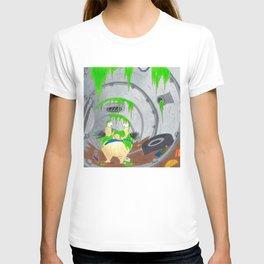 aaahh Real Monsters Krumm 90s Nickelodeon T-shirt