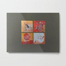 My Japaneses painting Metal Print