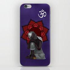 Rest my Buddah iPhone & iPod Skin