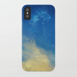 Princess Mononoke - Ashitaka and the Nightwalker iPhone Case
