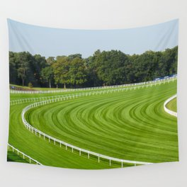 Royal Ascot Race Track Wall Tapestry