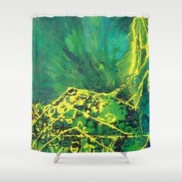 Think Shower Curtain
