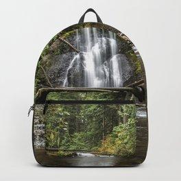 Upper North Falls Backpack