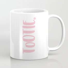 ToOTIE's Bunbell, Let's Workcuddle! Coffee Mug