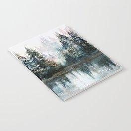 Winter Morning Notebook