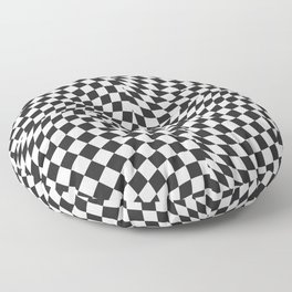 Chess Pattern | Strategy Tactic Board Game Floor Pillow