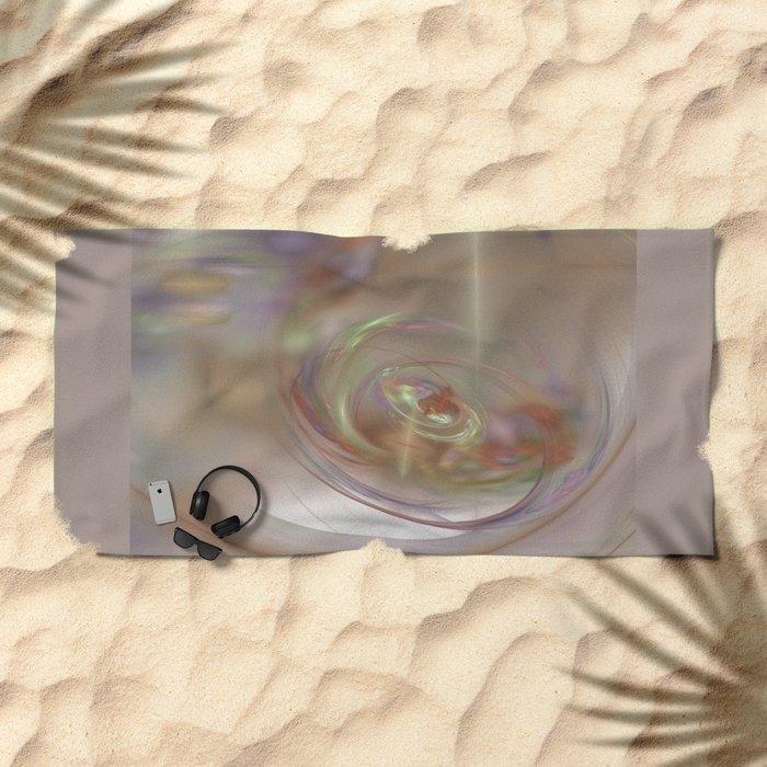 Elegance Beach Towel