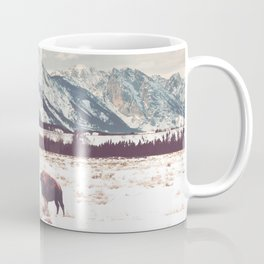 Bison & Tetons Coffee Mug
