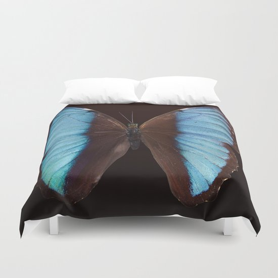 Butterfly exotic Duvet Cover