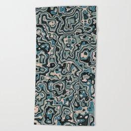 Liquid Neptune Beach Towel