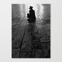 WESTERN WALL Canvas Print