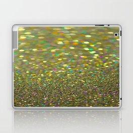 Partytime Gold Laptop & iPad Skin