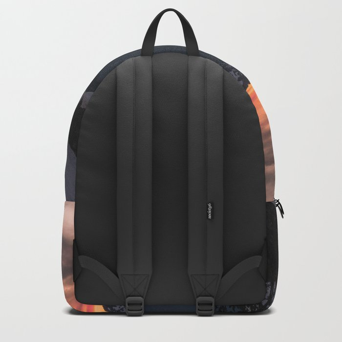 Rising Sun in the Cascades Backpack