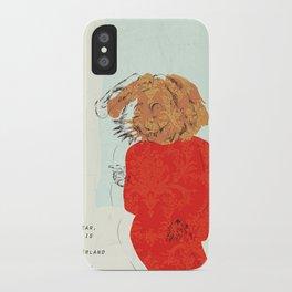 The Rabbit iPhone Case