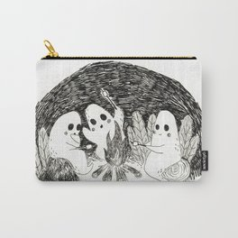 Marshmallows Ghosts Carry-All Pouch